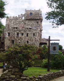 Gillette Castle in East Haddam, CT is an exciting place for your Castle wedding.