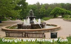 The Mohegan Park Fountain, Norwich, CT