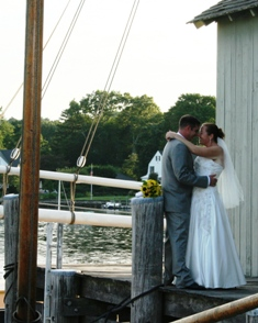 Places to have a weding on the water in Connecticut? Mystic Seaport!