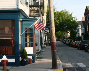 Noah's Restaurant in Stonington Borough is one of the best places in Stonington, CT to hold a wedding rehearsal dinner!