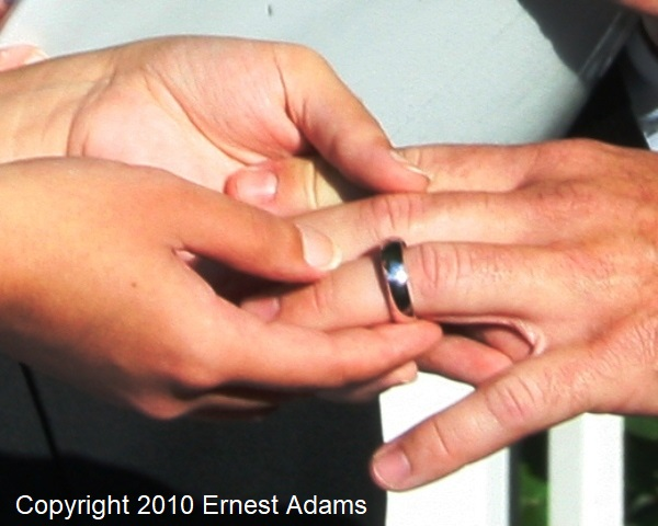 Wedding Ring Vows What to say when exchanging rings